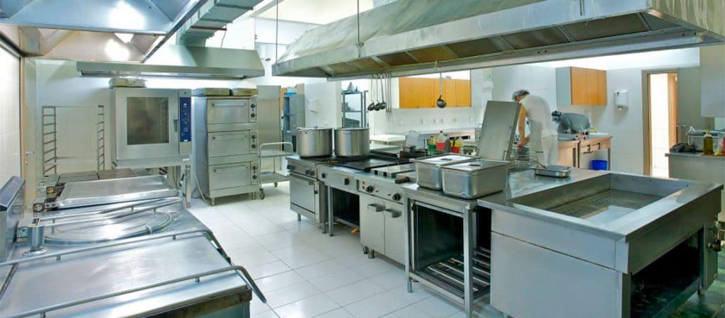 Nettoyage cuisine de restaurants